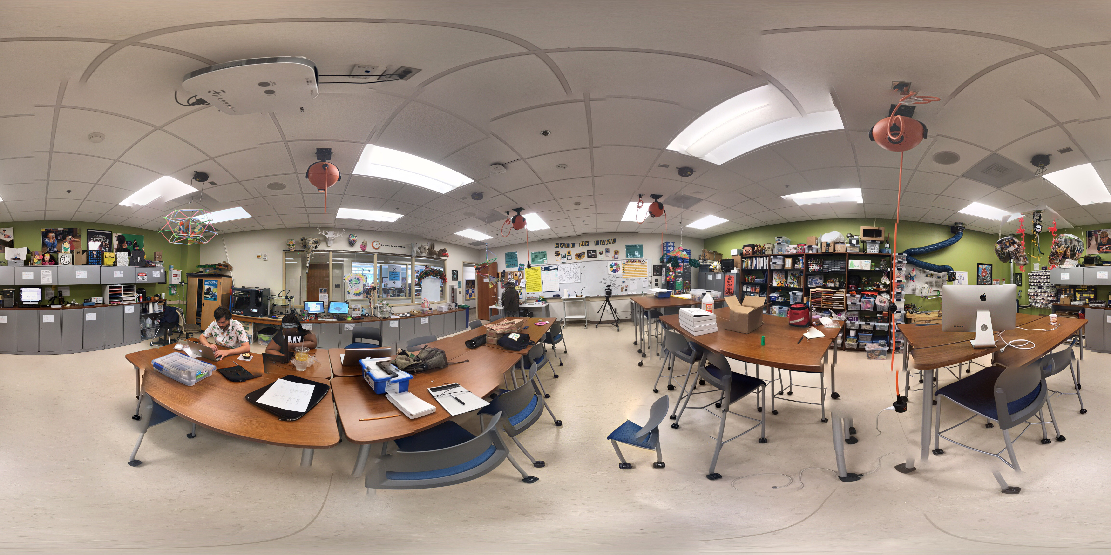 360 view of the SDS