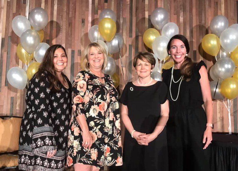 Abi Woodson SES Alum Teacher of the Year 2019 Award