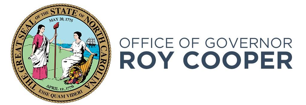 office of roy cooper logo