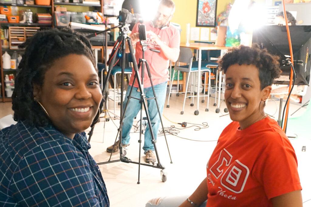NCA STAR training video production