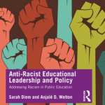 anti racist educational leadership and policy elccc book