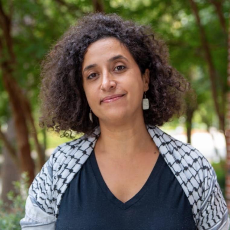 Dr. Diya Abdo, Director of the Center for New North Carolinians
